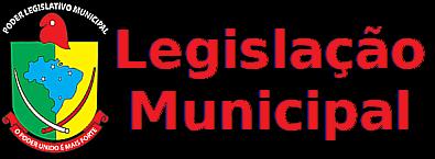 Legislação Municipal